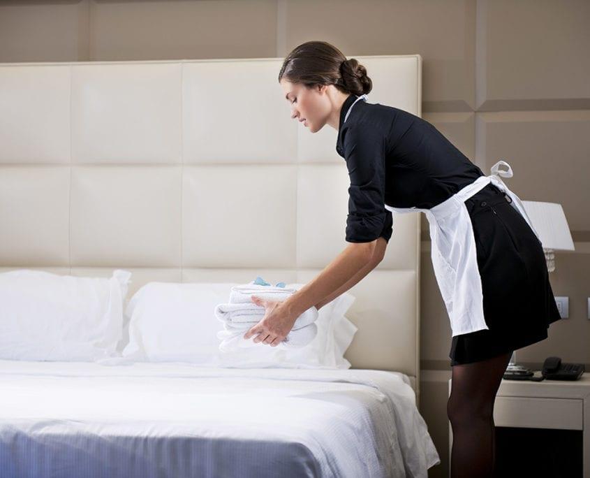 Pulizie Alberghi - Hotel