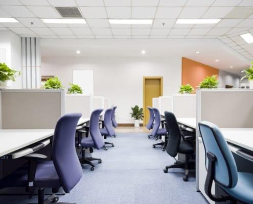 Pulizie straordinarie uffici